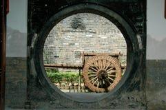 Gärten von Xian Painting School Lizenzfreie Stockfotografie
