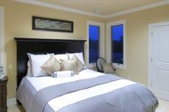 gäst bedroom2 Royaltyfri Fotografi