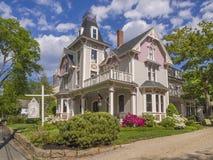 Gästehaus auf Cape Cod, MA USA Stockbild