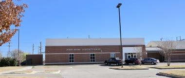 Gästfrihetmitt på ASU-Mitt--söder, västra Memphis, Arkansas royaltyfri foto