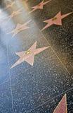 Gå av berömmelse, Hollywood arkivfoto