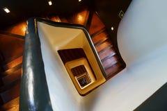 Gå uppför trappan! Fotografering för Bildbyråer