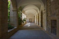 Gå-väg i basilika Arkivbild