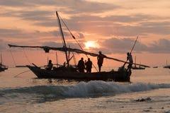 Gående fiska fotografering för bildbyråer