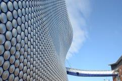 Gångbana till tjurfäktningsarenashoppingmitten, Birmingham Royaltyfri Foto