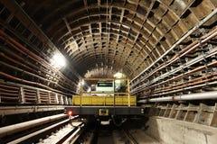 gångtunnel Royaltyfria Bilder