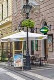 Gångtunnel Budapest Royaltyfria Bilder