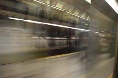 Gångtunnel i NYC Royaltyfri Foto