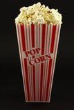 går popcorn till Royaltyfri Fotografi