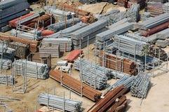 gård för lagring för byggnadslokal arkivbild