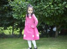 Gåtfullt barn Royaltyfria Bilder