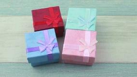gåva för askar fyra lager videofilmer