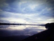 Gåva för Goood morgonnaturer Arkivfoton