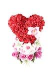 Gåva för valentin dag Royaltyfria Bilder