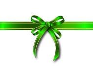 Gåva- och gåvaband, pilbåge eller ögla Arkivbild