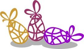 gåvaferie för 02 ägg Arkivbild