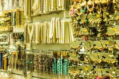Gåvan av smycken shoppar Arkivbilder