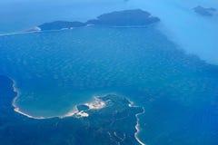 Gåvan från havet arkivbilder