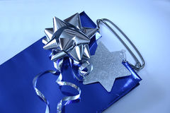 gåvawrappings Arkivfoto