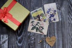gåvor Royaltyfria Foton