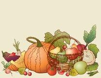 Gåvor av hösten Royaltyfria Bilder
