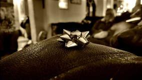 Gåvor under jul Fotografering för Bildbyråer