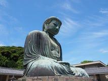 Géant Bouddha à Kamakura Photographie stock