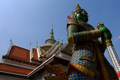 Géant en Thaïlande Images libres de droits