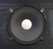 Géant haut-parleur de basse de 15 pouces Image libre de droits