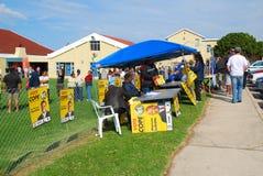 général 2009 d'élections de l'Afrique du sud Photo stock