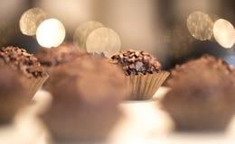 Général de brigade de chocolat Photos stock