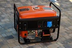 Générateur électrique images stock
