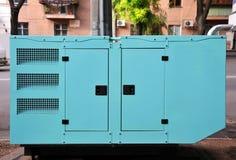 Générateur électrique de Mobil images stock
