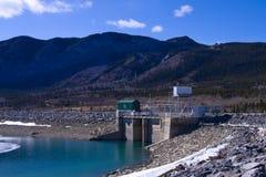 Générateur d'énergie hydraulique Photographie stock