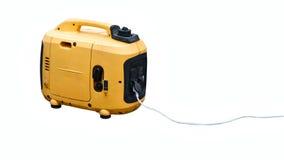 Générateur d'essence photographie stock