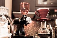 Générateur de café Images stock