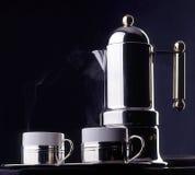Générateur de café image libre de droits