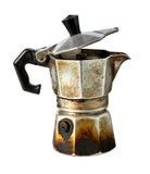 Générateur de café photo stock