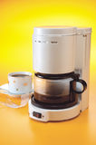Générateur de café image stock