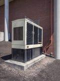Générateur de secours diesel image libre de droits