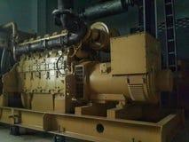 Générateur diesel images stock