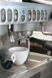 Générateur ou machine de café images stock