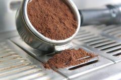 Générateur ou machine de Coffe image stock