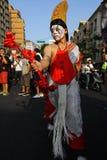 Généraux de l'art populaire huit de Taïwan, le fonctionnaire de pègre images libres de droits