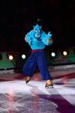 Génie d'Aladdin Images stock