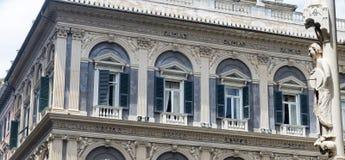 Génova (Italia) Foto de archivo libre de regalías