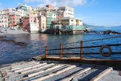 Génova, Liguria, Italia imagenes de archivo