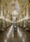 Génova, Liguria, Italia, Europa, palacio real foto de archivo libre de regalías