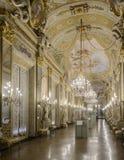 Génova, Liguria, Italia, Europa, palacio real fotos de archivo