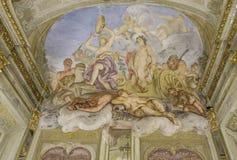 Génova, Liguria, Italia, Europa, palacio real fotos de archivo libres de regalías